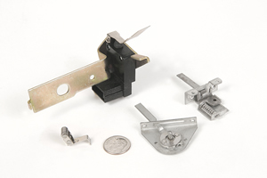 Precision Metal Stamping Assembly